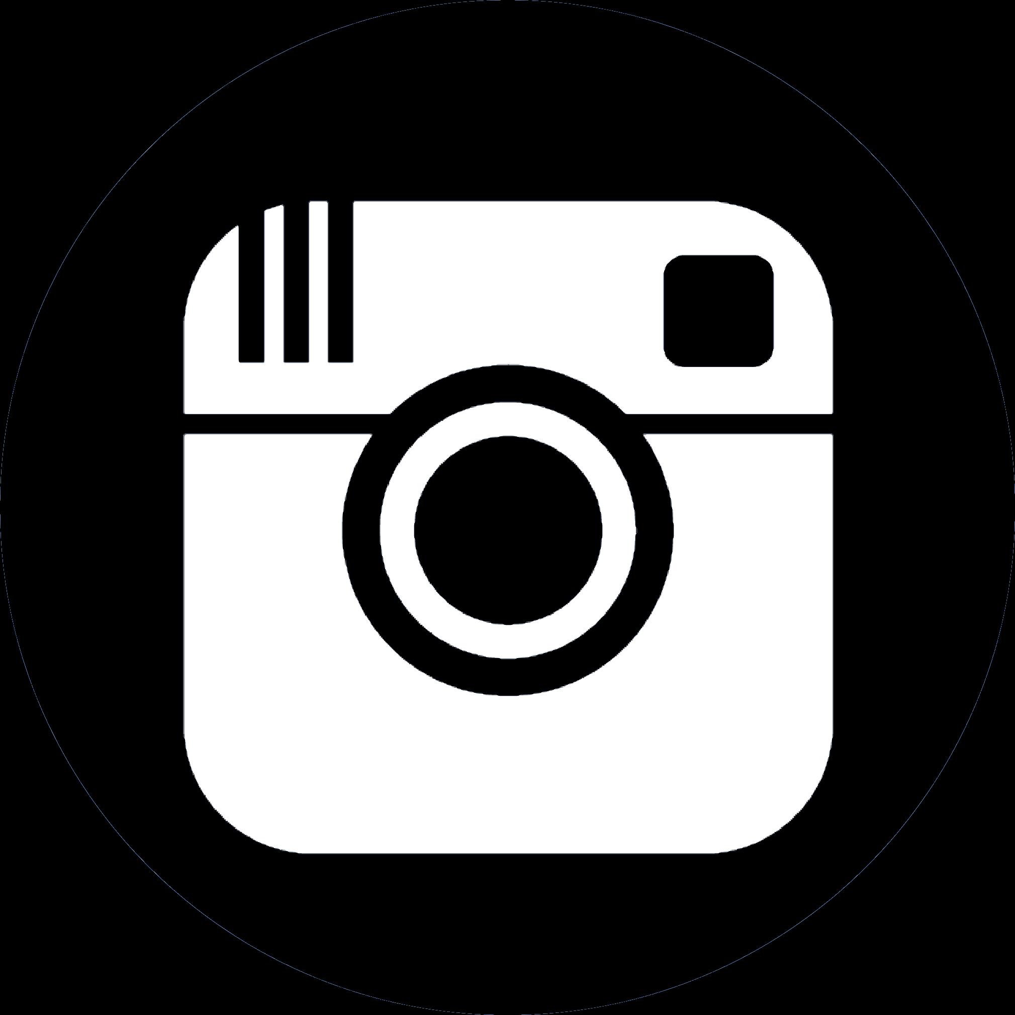 logo instagram png noir